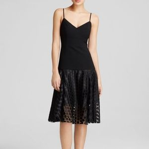 Black Halo Catalyna Cocktail Dress